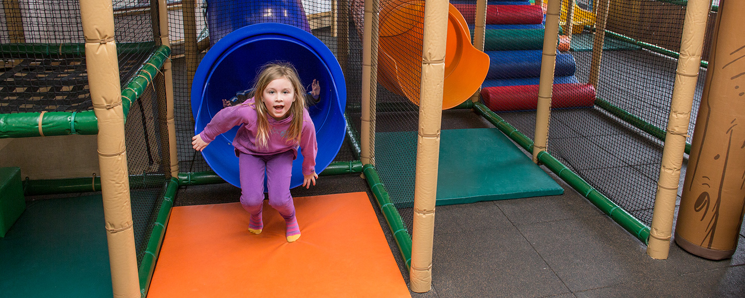 Tumbler Ridge Indoor Play Park